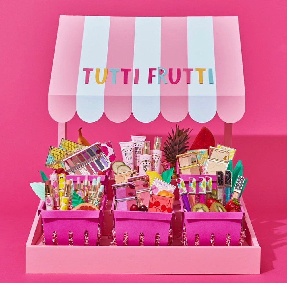 Too Faced Tutti Frutti Collection UK Launch | UK Makeup News | FYI Beauty