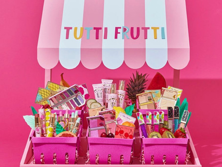 Too Faced Tutti Frutti Collection UK Launch