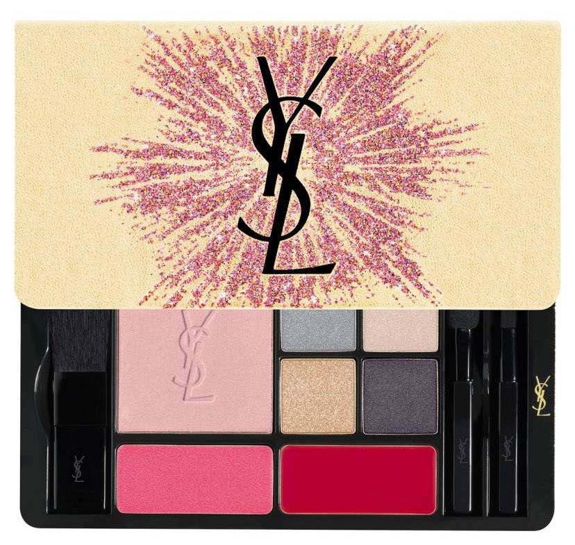 Holiday Look 2017 YSL Dazzling Lights Collection Holiday 17 UK   UK Makeup News   FYI Beauty
