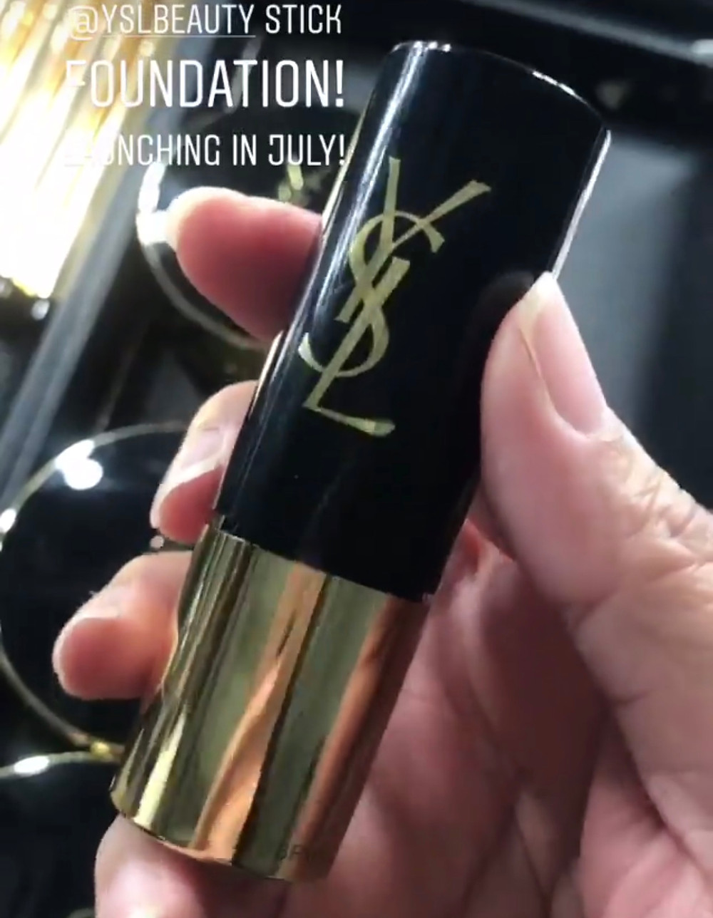 YSL Beauty Stick Foundation | The Scoop | FYI Beauty