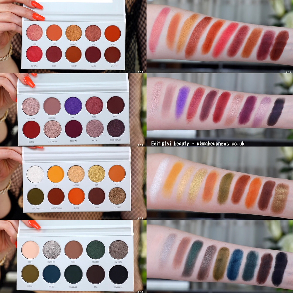 Morphe X Jaclyn Hill Round 3   The Scoop   FYI Beauty