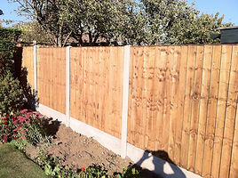 Garden Fencing In Derby Central Fencing