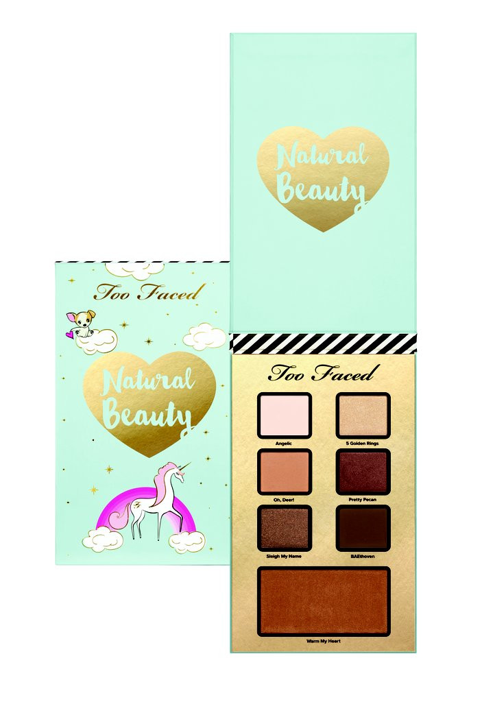 Too Faced Best Year Ever Set Natural Beauty UK