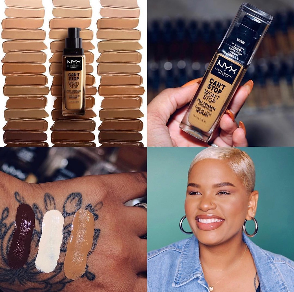 NYX Can't Stop, Won't Stop Foundation UK Launch | UK Makeup News | FYI Beauty