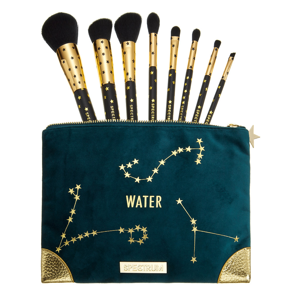 Water Spectrum Brushes Collections The Zodiac Collection | UK Makeup News | FYI Beauty