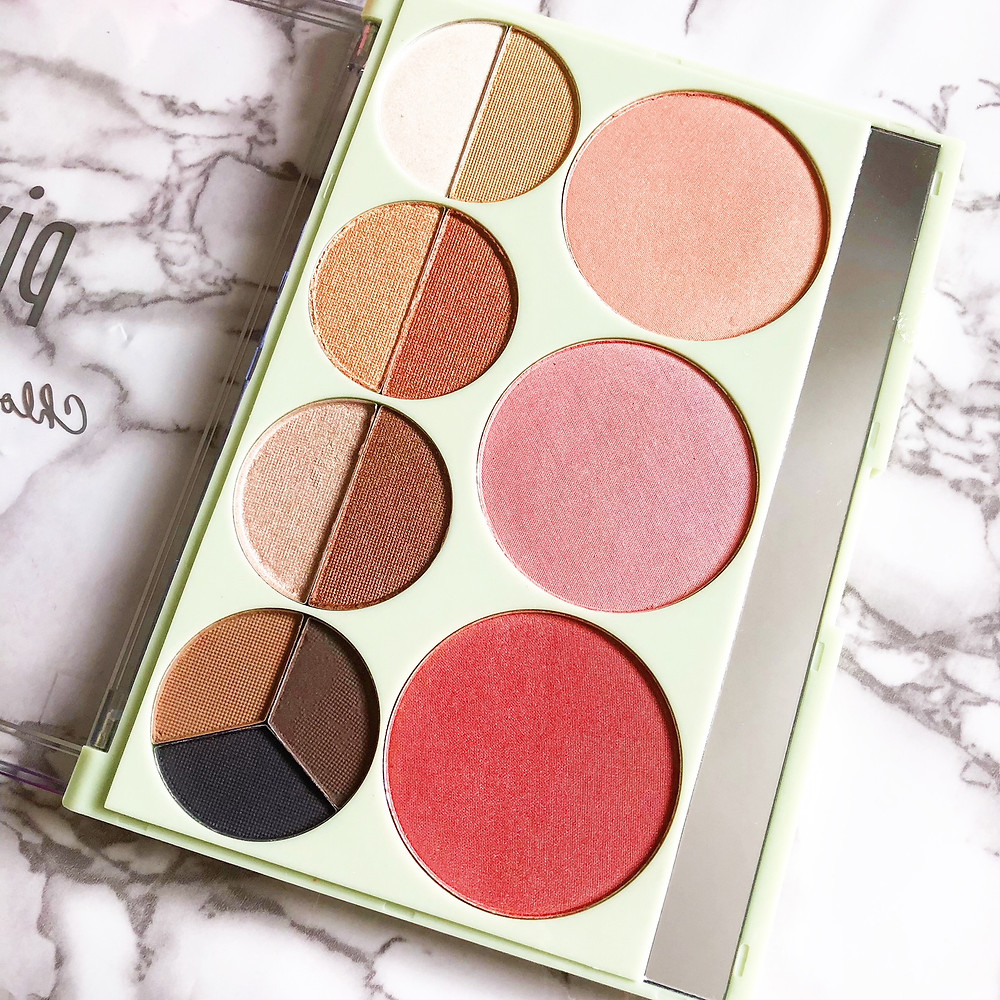 Pixi X Chloe Morello Chloette Palette and Lip Icing Review | UK Makeup News | FYI Beauty
