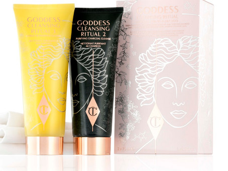 Charlotte Tilbury Goddess Cleansing Ritual Launch