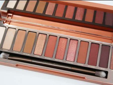 The £16 Naked Heat Dupe