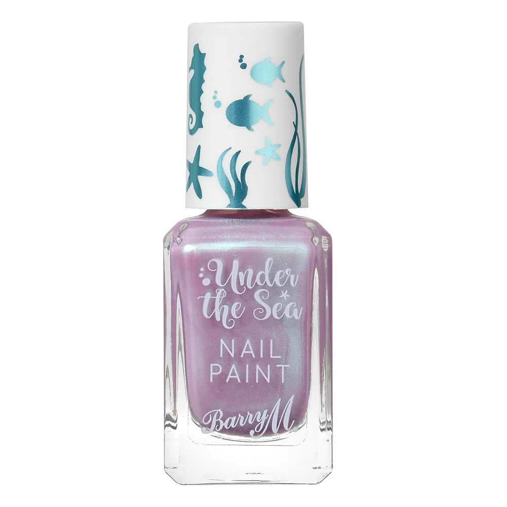 Barry M Under The Sea Nail Paints | UK Makeup News | FYI Beauty