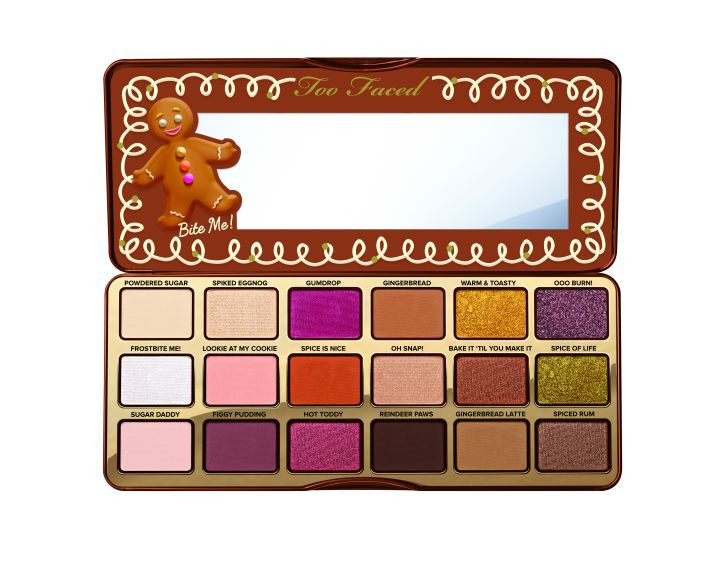 Too Faced Gingerbread Spice Palette UK | UK Makeup News | FYI Beauty