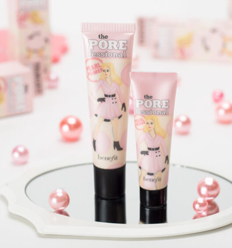 Benefit Cosmetics The POREfessional: Pearl Primer | UK Makeup News | FYI Beauty