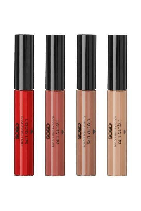 ASOS Matte Matte Liquid Lipsticks | ukmakeupnews.co.uk
