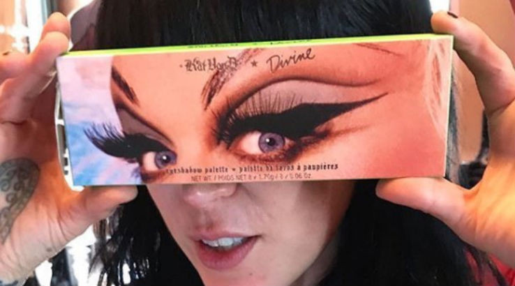 Kat Von D X Divine UK | UK Makeup News | FYI Beauty