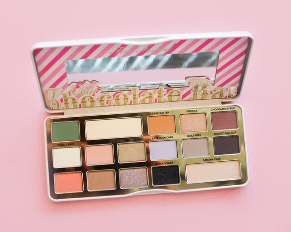 Too Faced White Chocolate Bar Palette UK