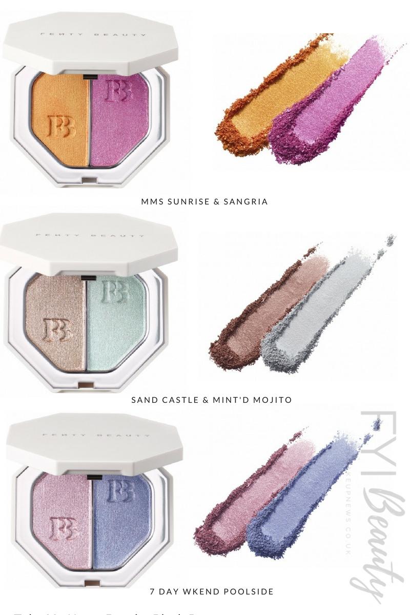 Fenty Beach, Please Collection Pt. 2 UK Launch | UK Makeup News | FYI Beauty