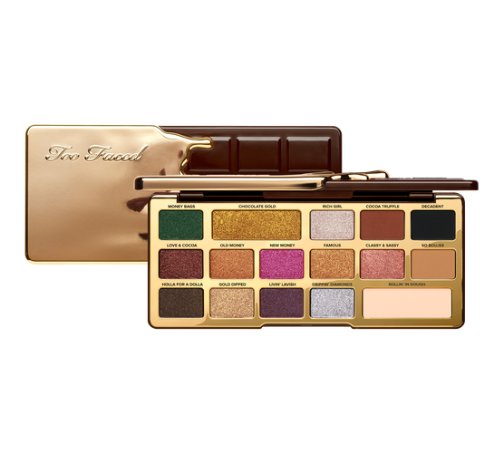 Too Faced Chocolate Gold Eyeshadow Palette UK | UK Makeup News | FYI Beauty