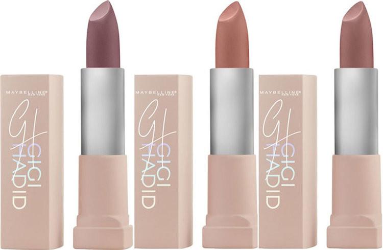 Maybelline Gigi Hadid East Coast Matte Lipstick | UK Makeup News | FYI Beauty