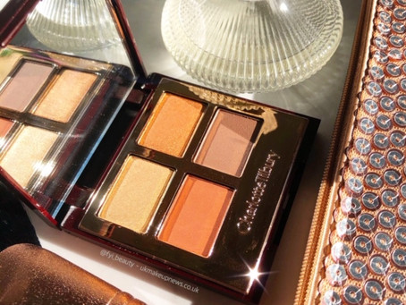 Charlotte Tilbury Bigger, Brighter Eyes - Transform-eyes Palette Review