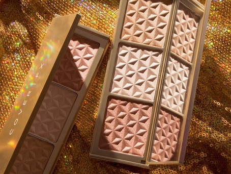 Cover FX Gold Bar Highlighting Palette UK LAUNCH