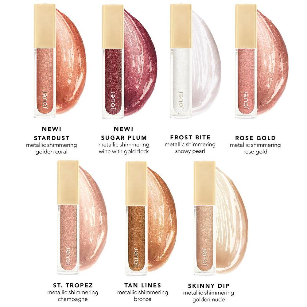 Jouer Cosmetics Best of Lip Topper Mini Lip Topper Set | UK Makeup News | FYI Beauty