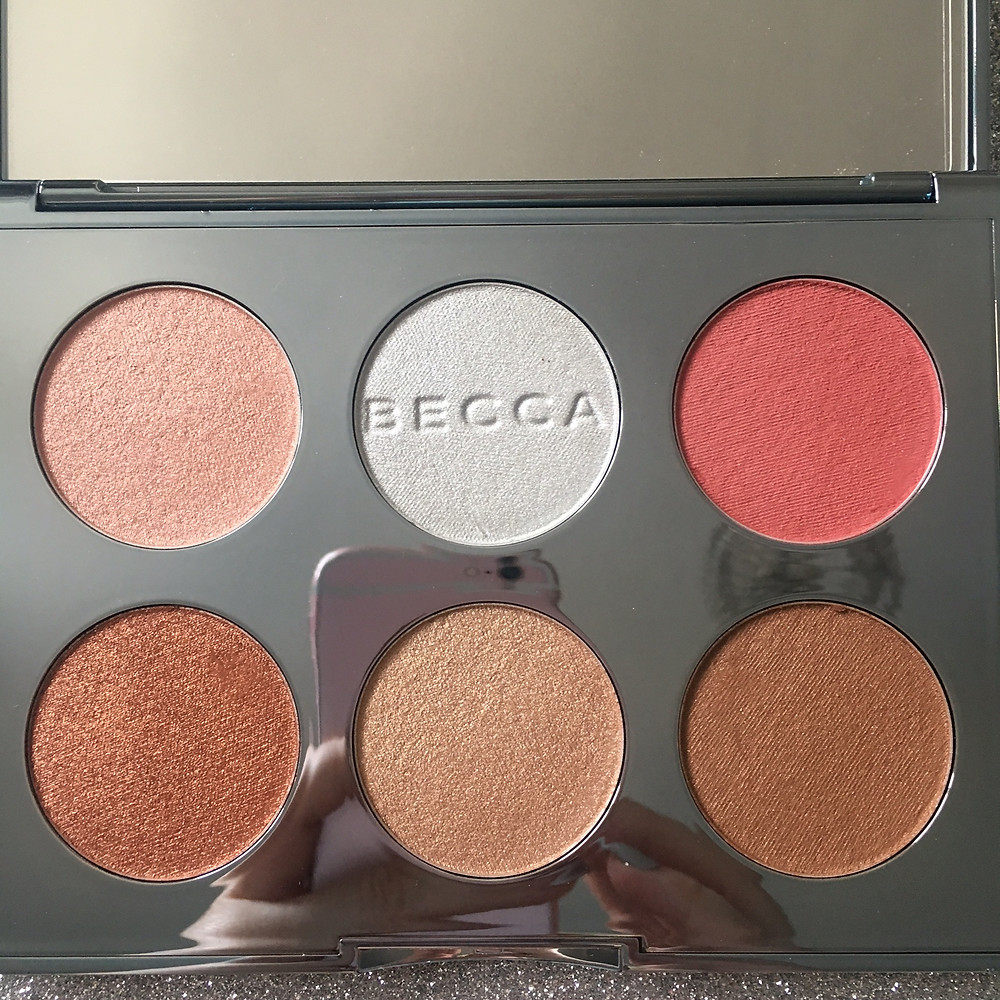 BECCA Apres Ski Glow Face Palette Review & Swatches | UK Makeup News | FYI Beauty
