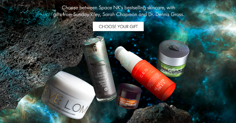 Space NK Black Friday - Free Gifts | UK Makeup News | FYI Beauty