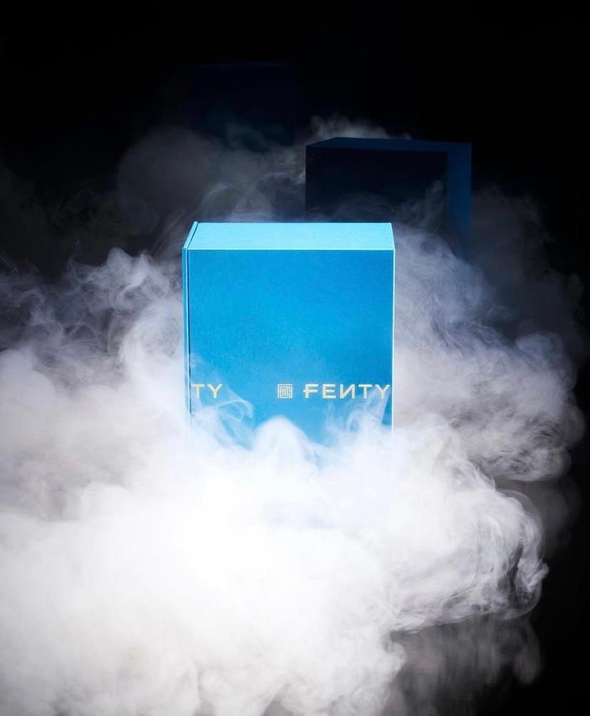 Fenty Eau De Parfum Outer Packaging