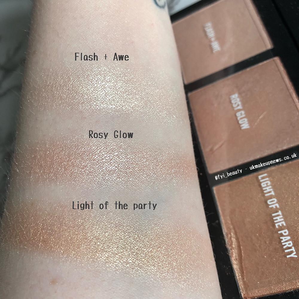 MAC Hyper Real Glow Flash+Awe Review + Swatches | UK Makeup News | FYI Beauty