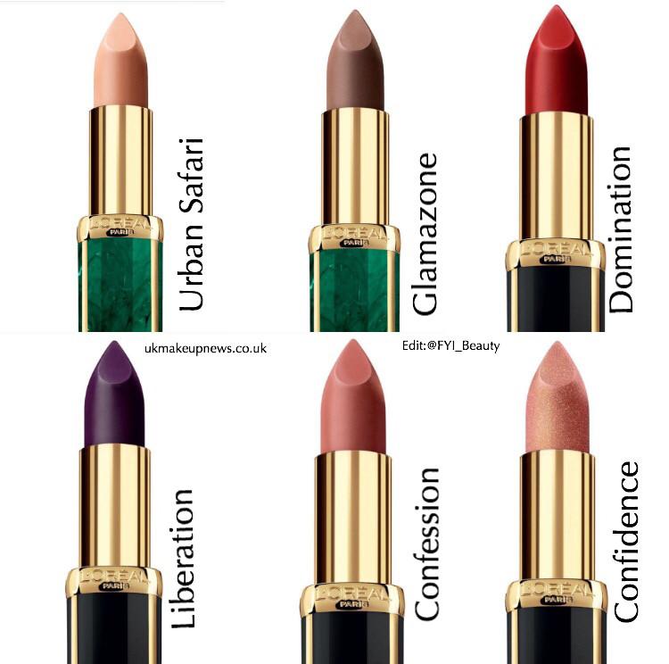 L'oreal x Balmain Lipstick UK