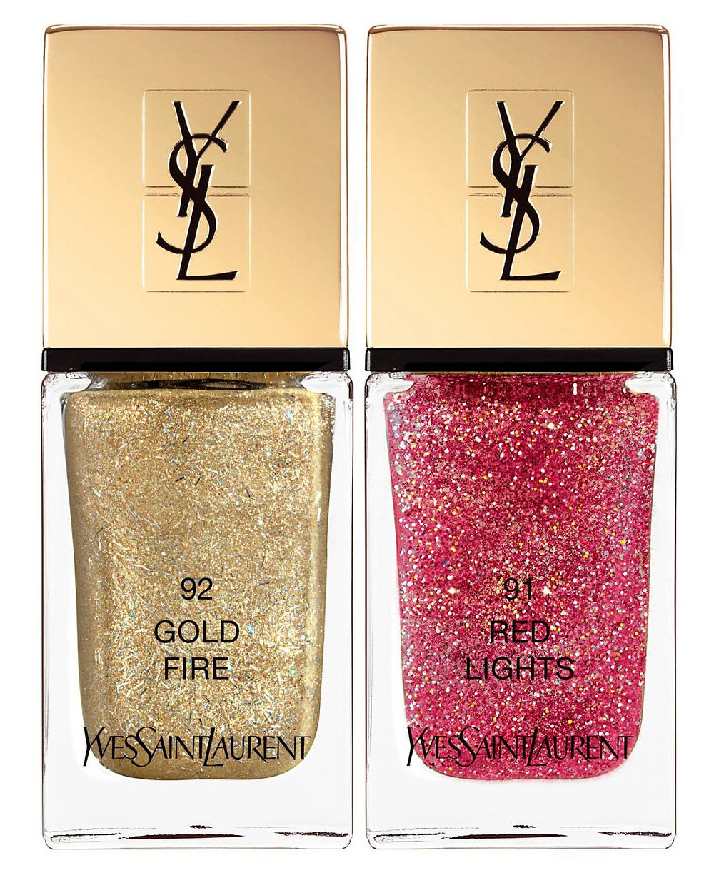 La Laque Couture nail polish YSL Dazzling Lights Collection Holiday 17 UK | UK Makeup News | FYI Beauty