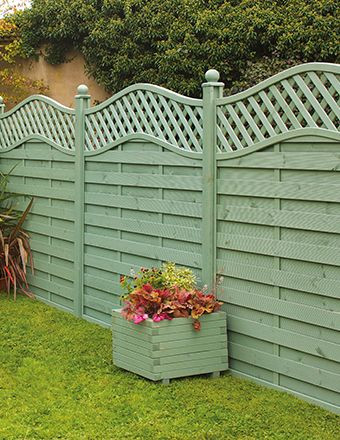 Garden Fencing Ideas UK | Fencing Midlands | Fencing Contractor