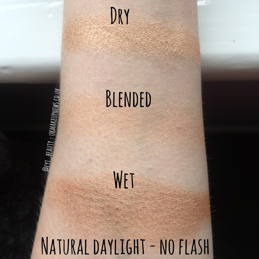 Estee Lauder Heat Wave Product Review Swatches FYI Beauty