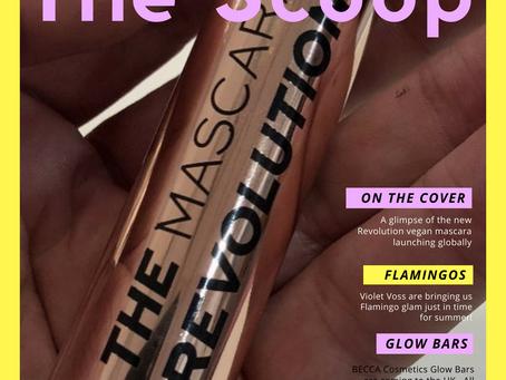 The Scoop: BECCA Glow Bars, The Mascara & Flamingos