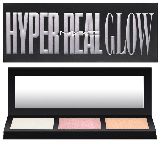 MAC Cosmetics Hyper Real Glow Get Lit Palette | UK Makeup News | FYI Beauty