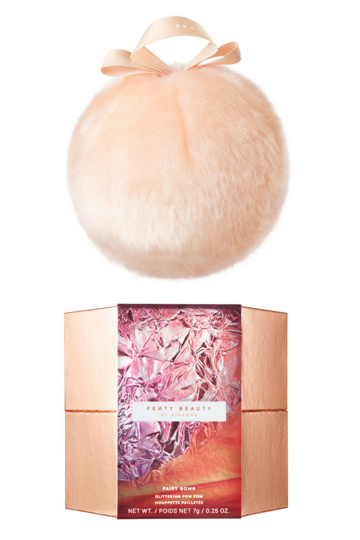 Fenty Beauty Fairy Bomb Glittering Pom Pom UK Launch & Price | UK Makeup News | FYI Beauty