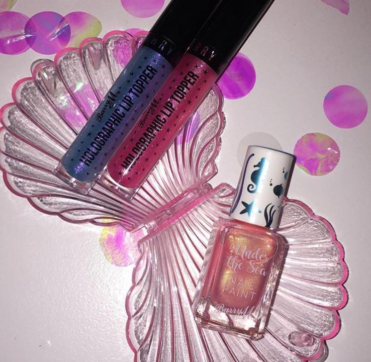 Barry M Under The Sea Nail Paints | UK Makeup News | FYI Beauty