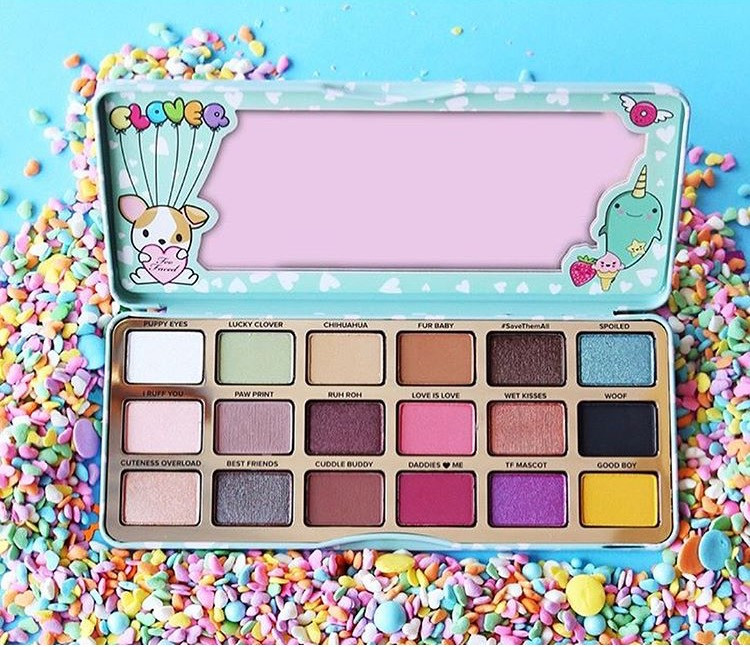 Too Faced Clover Palette UK | UK Makeup News | FYI Beauty