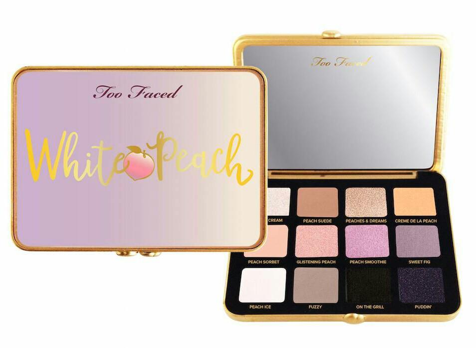 Too Faced White Peach Palette UK | UK Makeup News | FYI Beauty