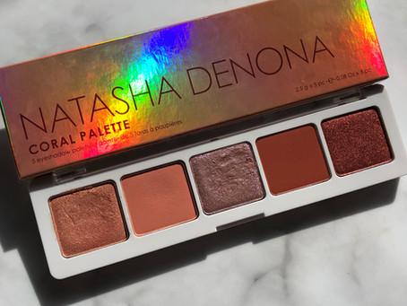 Worth The Splurge? Natasha Denona Coral Palette Review