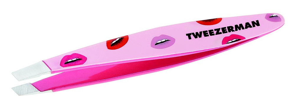 weezerman x Huda Beauty - Huda Mini Slant Tweezer