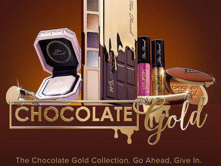 Too Faced Chocolate Gold Collection UK