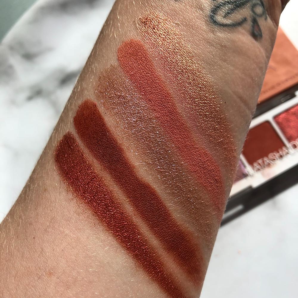 Natasha Denona Coral Palette Review | FYI Beauty | UK Makeup News