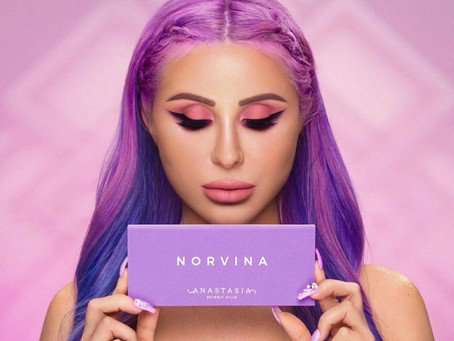 When does the ABH Norvina Palette Launch in The UK?