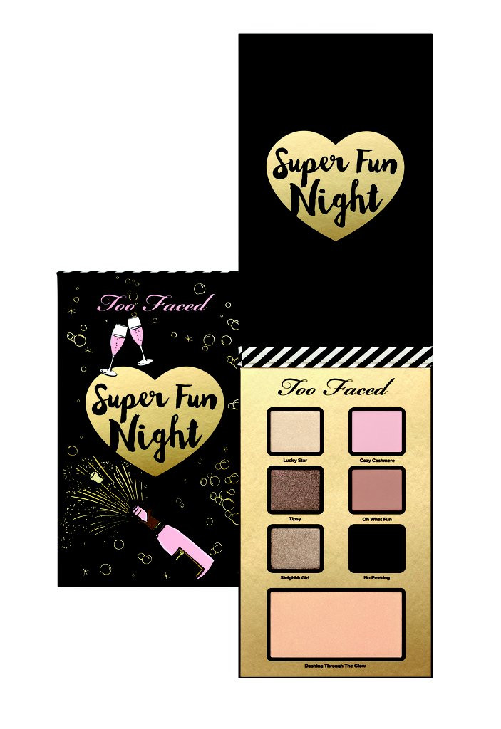 Too Faced Best Year Ever Set Super Fun Night UK
