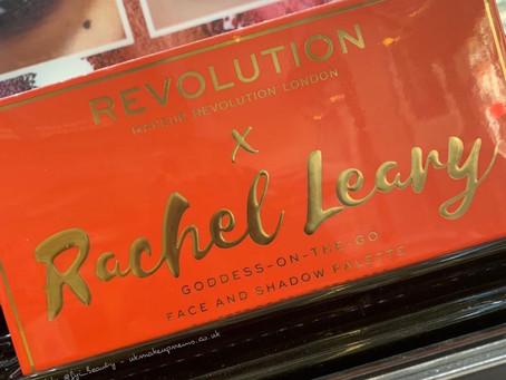 Makeup Revolution X Rachel Leary Goddess-On-The-Go Palette