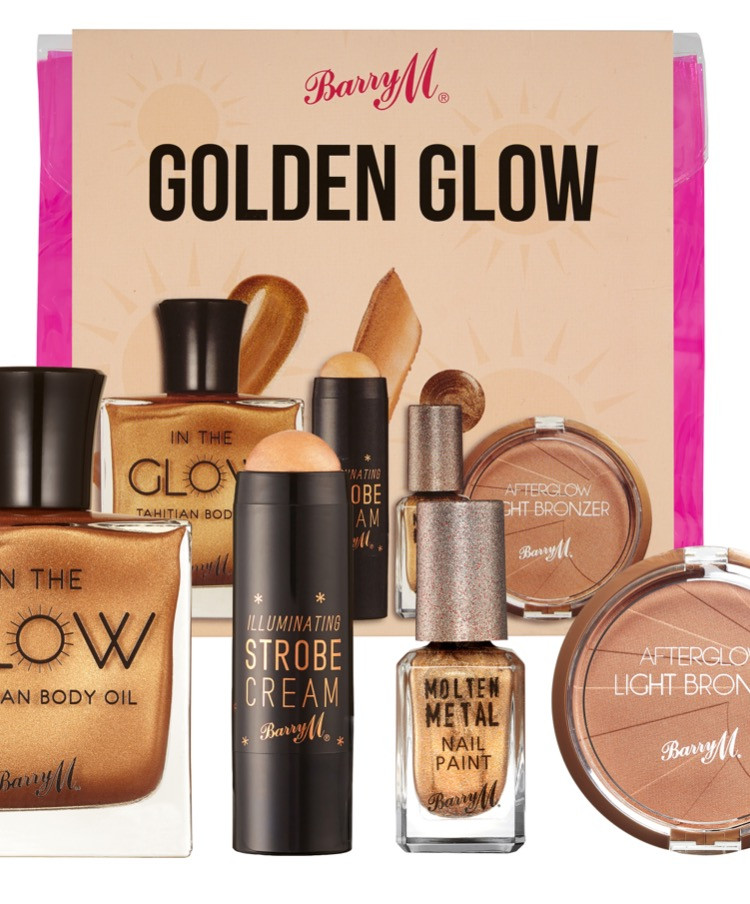 Barry M Golden Glow | UK Makeup News | FYI Beauty