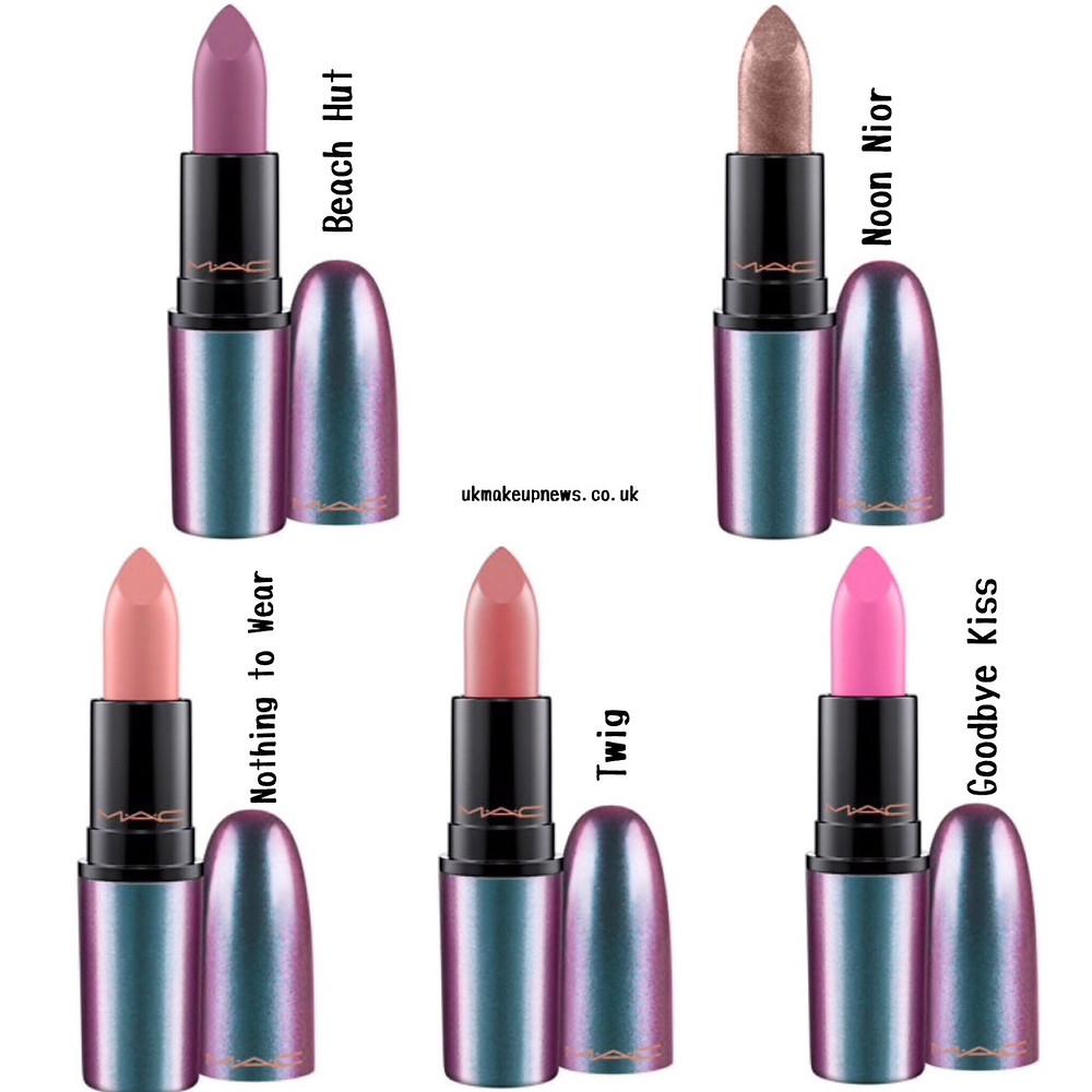 MAC Miarge Noir Lipstick Summer 2018 UK Launch | UK Makeup News | FYI Beauty