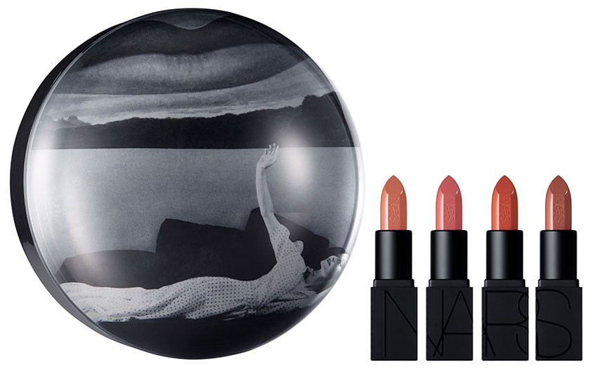 NARS Man Ray Noire et Blanche Audacious Lipstick Coffret | UK Makeup News | FYI Beauty