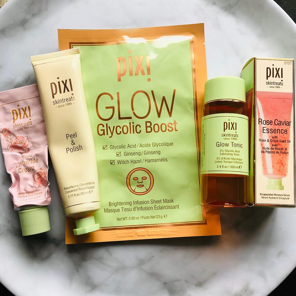 Top 5 Pixi Skincare Products | Pixi Beauty | FYI Beauty | UK Makeup News