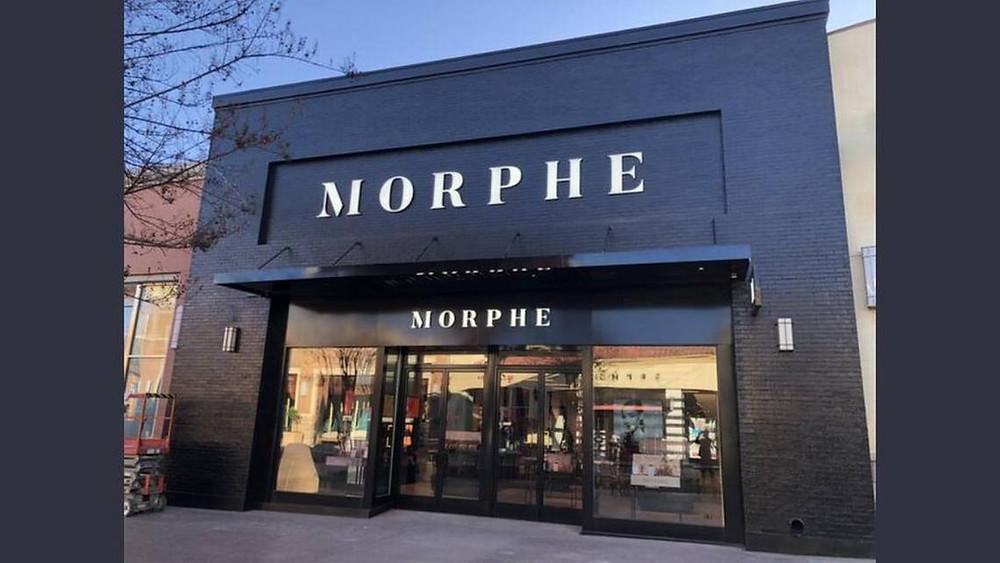 Morphe UK Store | UK Makeup News | FYI Beauty